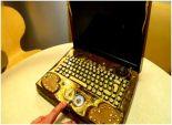 laptop steampunk