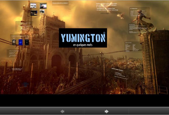 image présentation Yumington