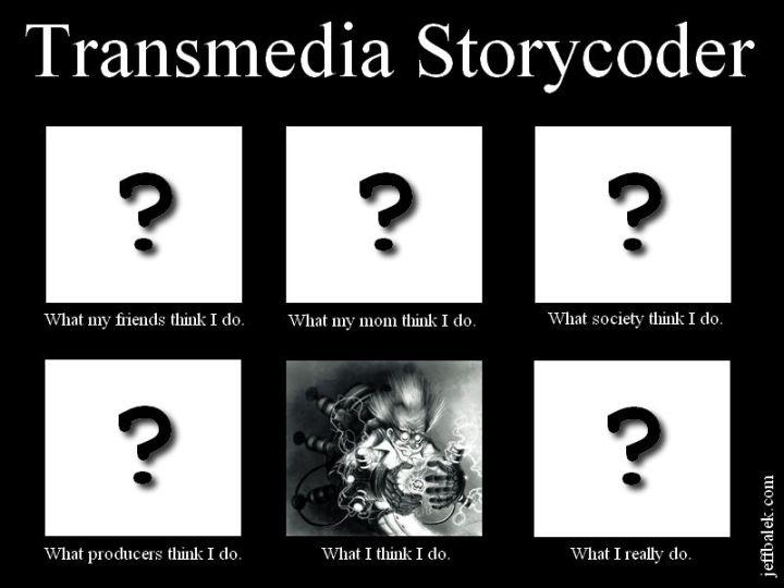 transmedia storycoder